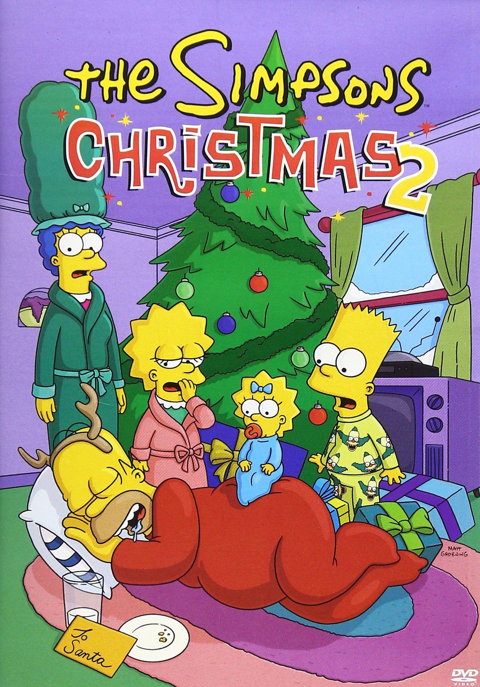 The Simpsons - Christmas 2 | Amálka | Pinterest