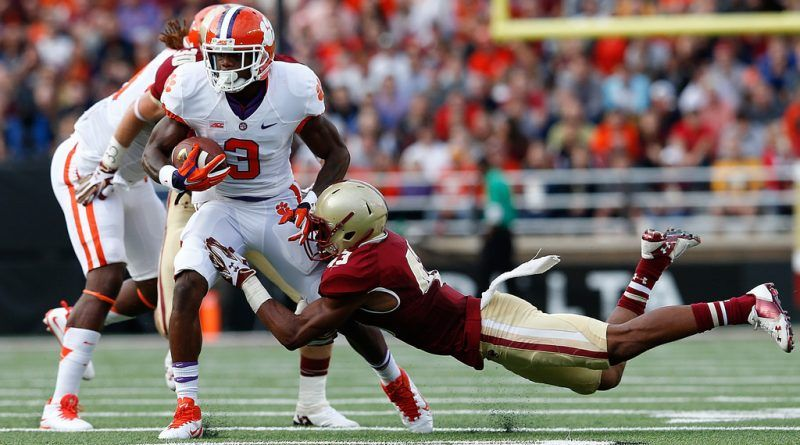Clemson Tigers At Boston College Eagles Friday College Football Betting Las Vegas Odds Pick With Images