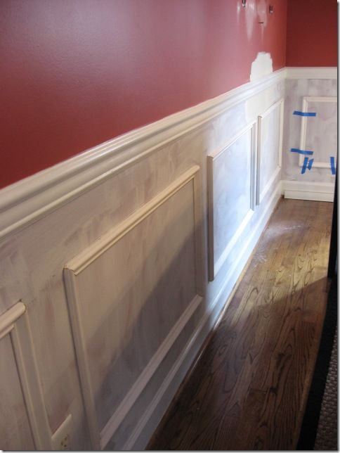 How to Install Picture Frame Molding | Pinterest | Decoración ...