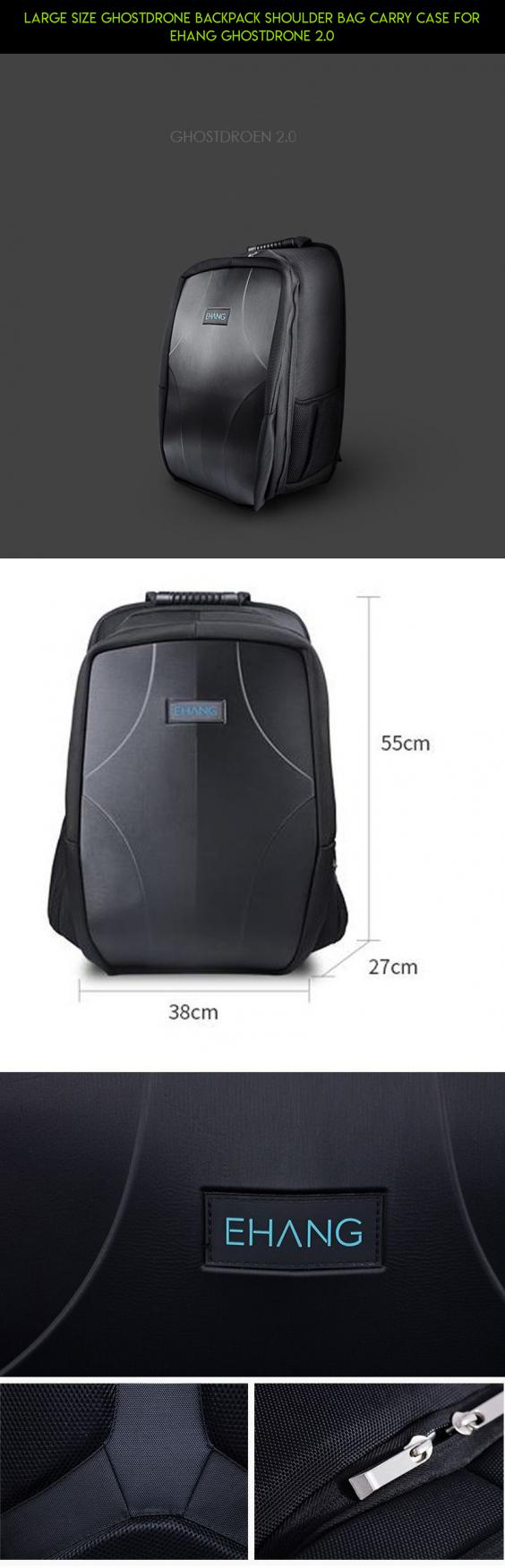 d3dfed3c3d Large Size GHOSTDRONE Backpack Shoulder Bag Carry Case for EHANG GHOSTDRONE  2.0  technology  racing  products  tech  fpv  ehang  shopping  drone   gadgets ...
