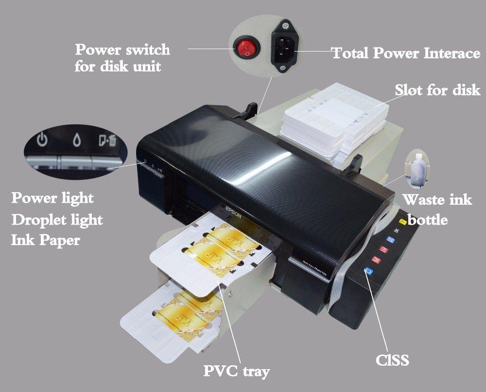 Paper Id Card Printer In 2021 Card Printer Business Card Printer Digital Printing Machine