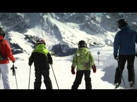#Winter bei den Bergbahnen #Kleinwalsertal und #Oberstdorf http://youtu.be/Y7hb2EmFyKA