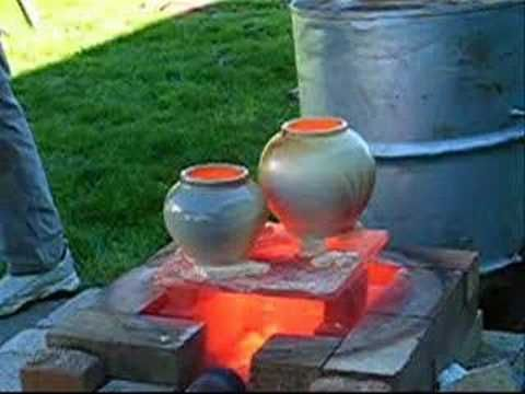 Raku pottery youtube pottery idees pinterest for Herramientas ceramica artesanal