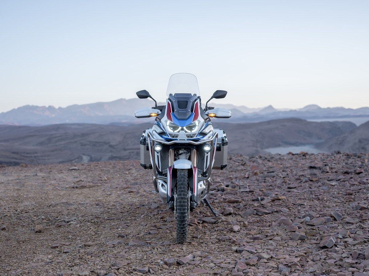 Honda Africa Twin CRF1100L Adventure Sports in 2020
