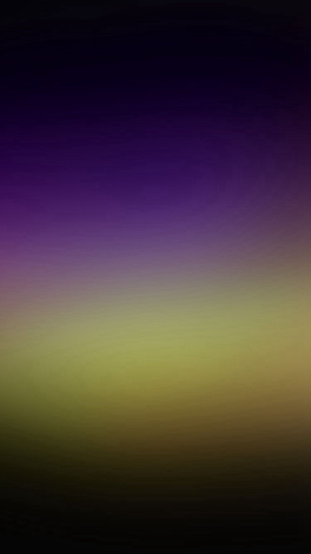 sunset aurora night purple gradation blur #iphone #6 #plus