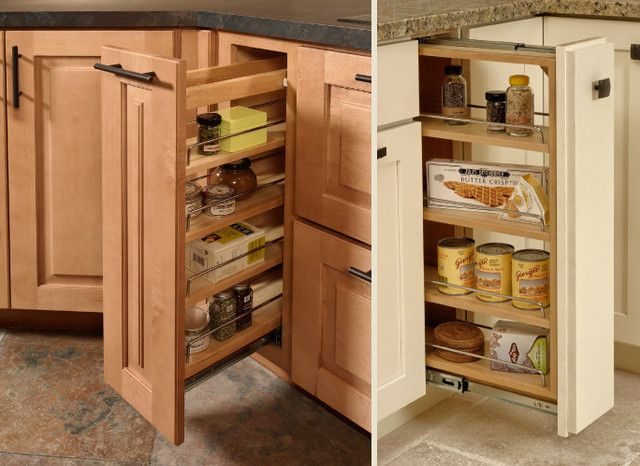 kitchen cabinets | Kitchen-Cabinet-Drawers-Pull-Outs | New Home ...