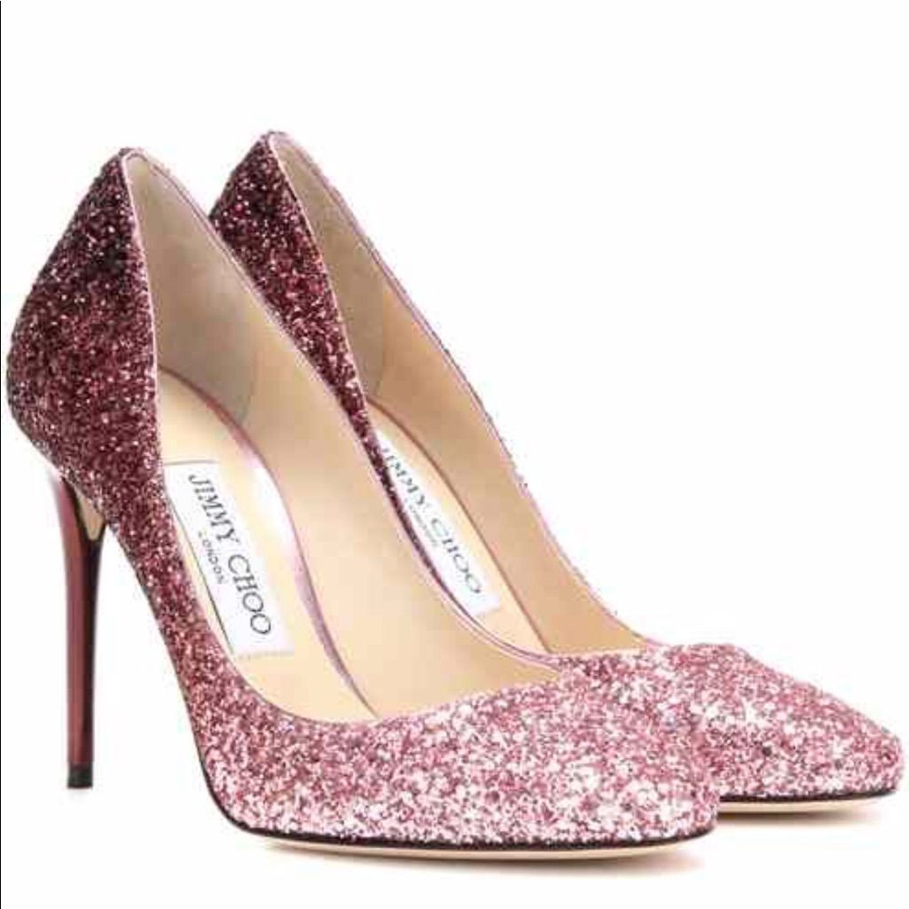 86024646f0c Jimmy Choo Shoes | Jimmy Choo | Color: Pink | Size: 7 in 2019 ...