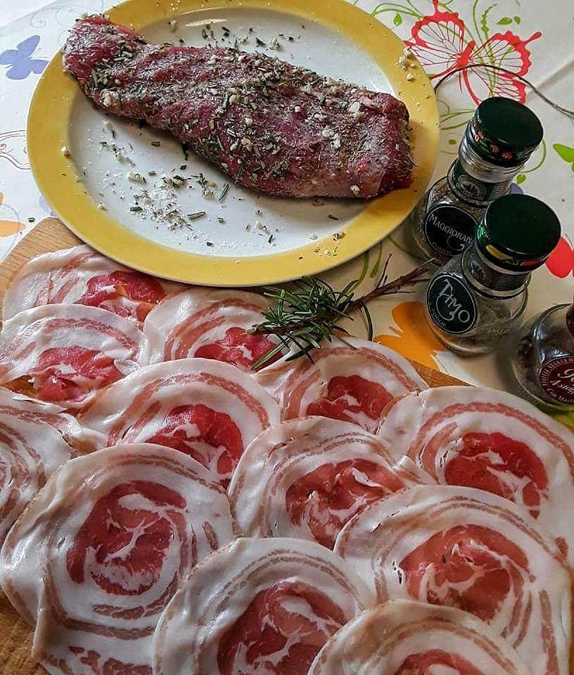 Photo of Pork fillet with bacon – Anna Maria's recipes-Filetto di mai…