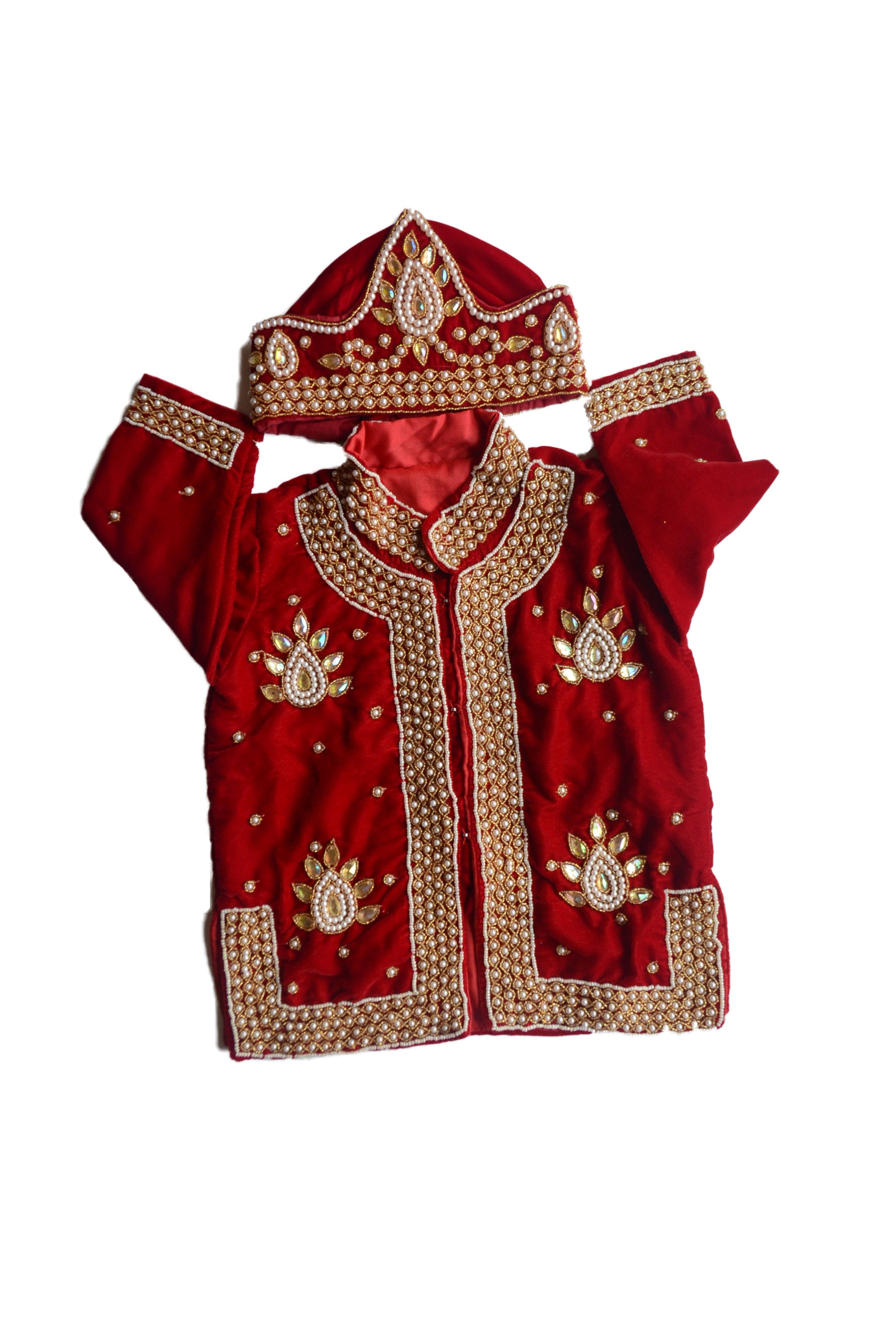 ef02f20b0 Nepali Annaprasan Ceremony Dress | Nepali handicrafts in United ...
