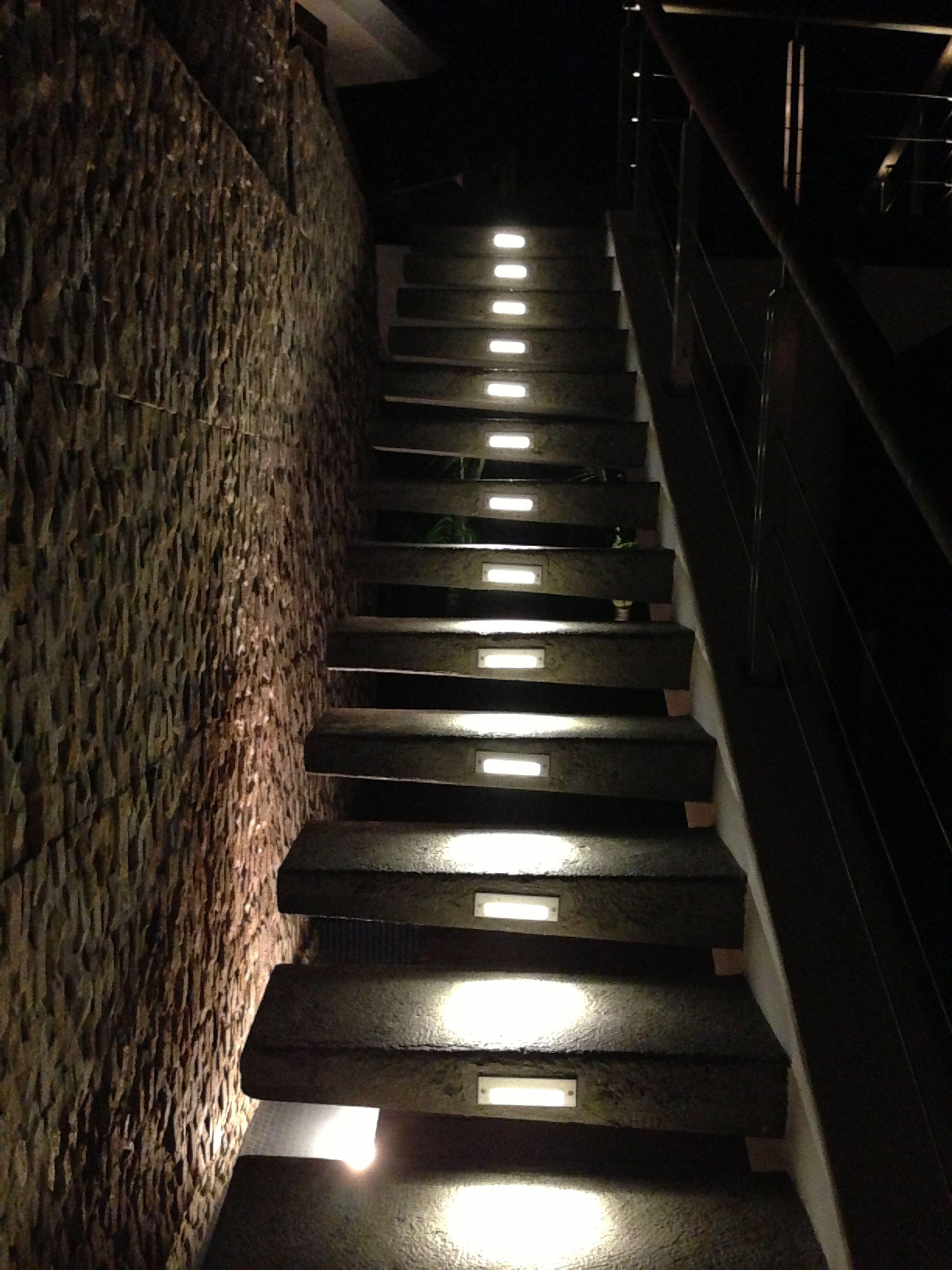 17 Iluminacion para escaleras exteriores