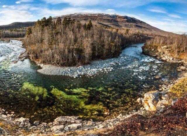 Kungsleden in northern Sweden is a must for hikers. #Kungsleden #Sweden #Hikers #Hiking