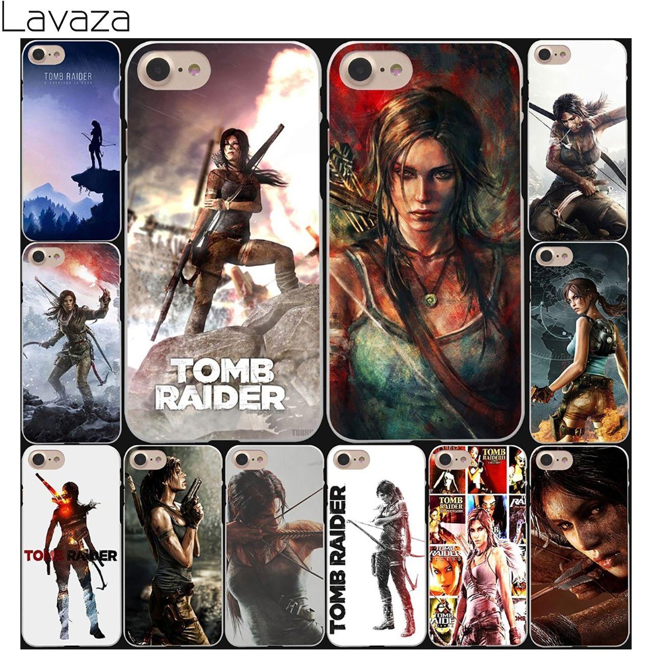 coque iphone 8 tomb raider 2