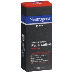 Leaves your skin feeling moisturized, but not greasy. It is a little thick and doesnt seem to cover much, but it provides protection though the workday.