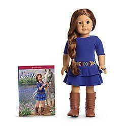 American Girl of 2013 Saige Doll & Paperback Book  http://www.bestdealstoys.com/american-girl-of-2013-saige-doll-paperback-book-2/