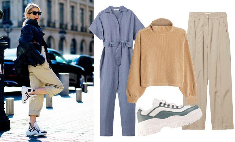 806beb6f3b55 Stilsäkert och praktiskt mode | Vårens trender 2019 in 2019 | Mode