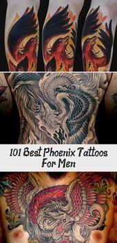 Photo of Kleines Phoenix Tattoo – Beste Phoenix Tattoos für Männer: Cooles Phoenix Tattoo Design …