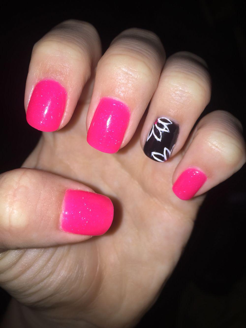 Summer nails #summer #nails #nailart