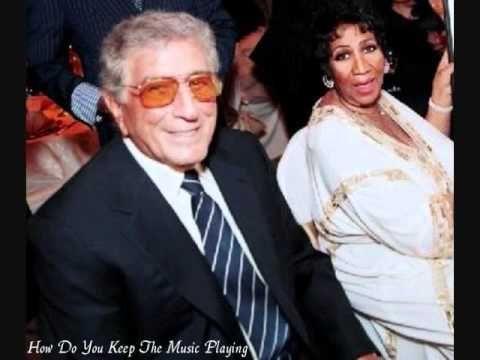 Aretha Franklin / Tony Bennett * How Do You Keep The Music