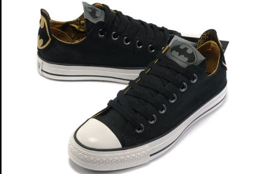 Batman converse Chuck Taylors | Batman shoes, Converse