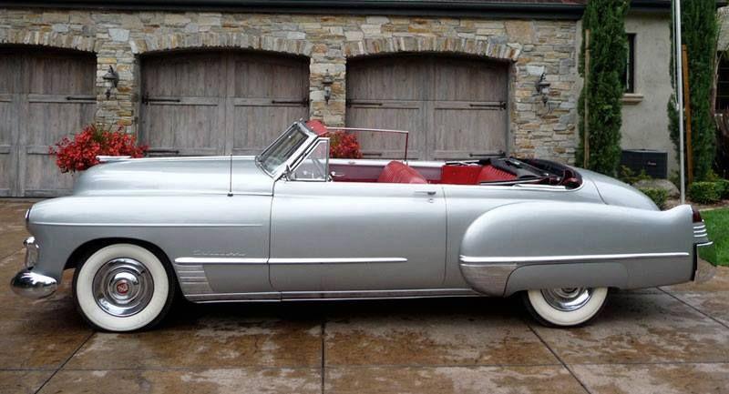 48 Cadillac convertible - CADILLAC | Pinterest - Cadillac ...