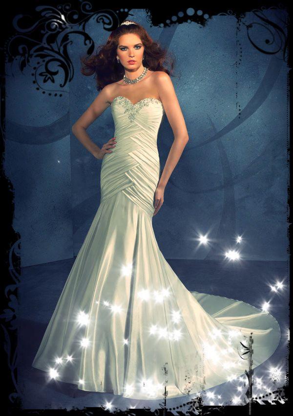 Wedding Dress by Mori Lee Blu 4703 #wedding #weddingdress #bridalgown #morilee #morileeblu