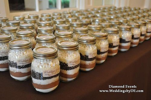 Khanh Ryan Hot chocolate favors Favors and Winter weddings