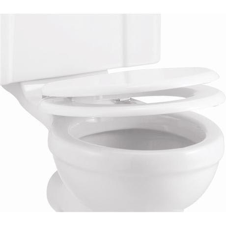 Burlington Bathrooms Toilet Seat