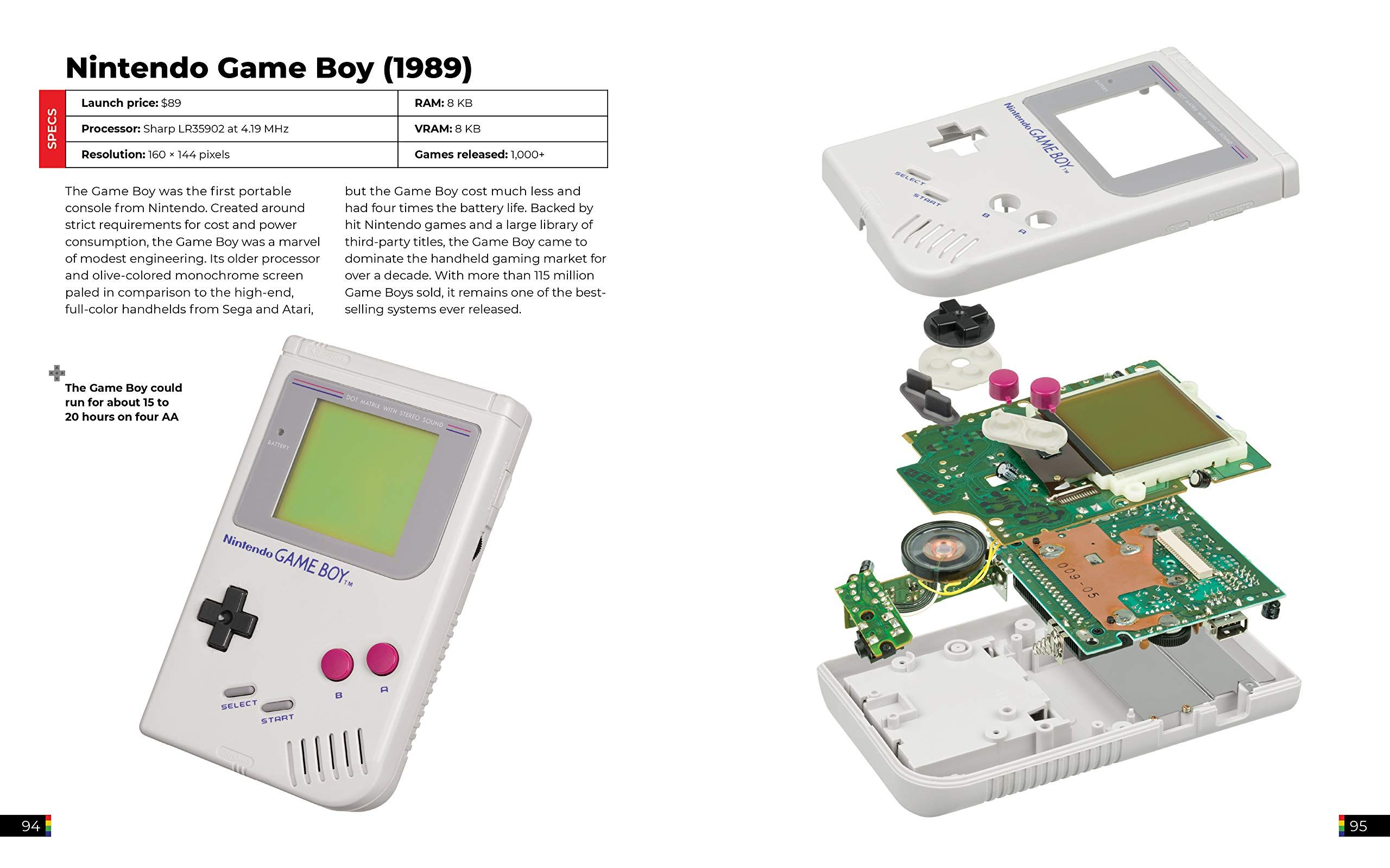 The Game Console A Photographic History from Atari to