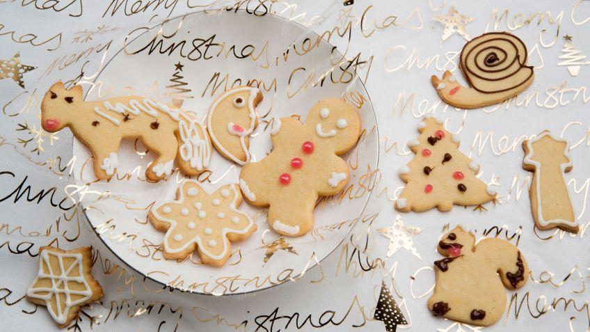 Galletas de Navidad - Presentación