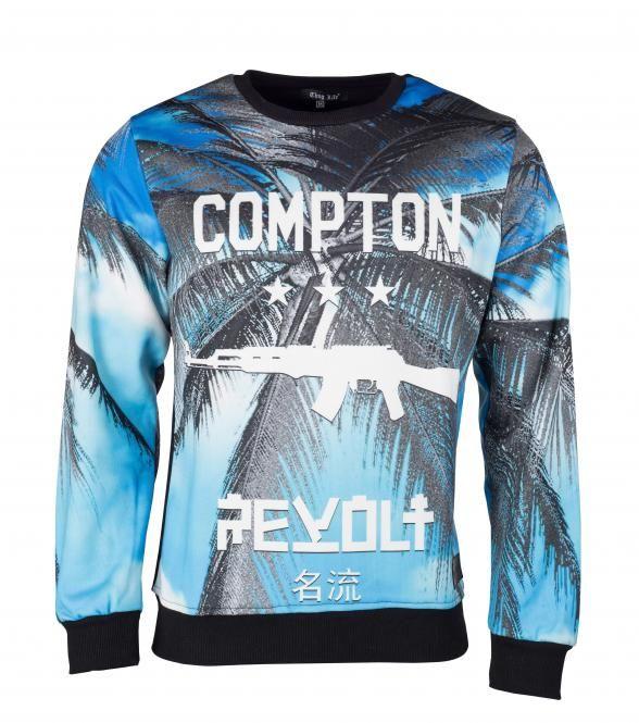 Thug Life COMPTON Sweatshirt