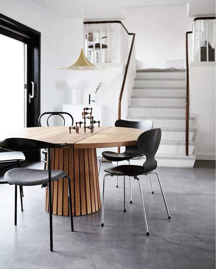 Before + After: A 1950's Danish Home Gets A Fabulous Make