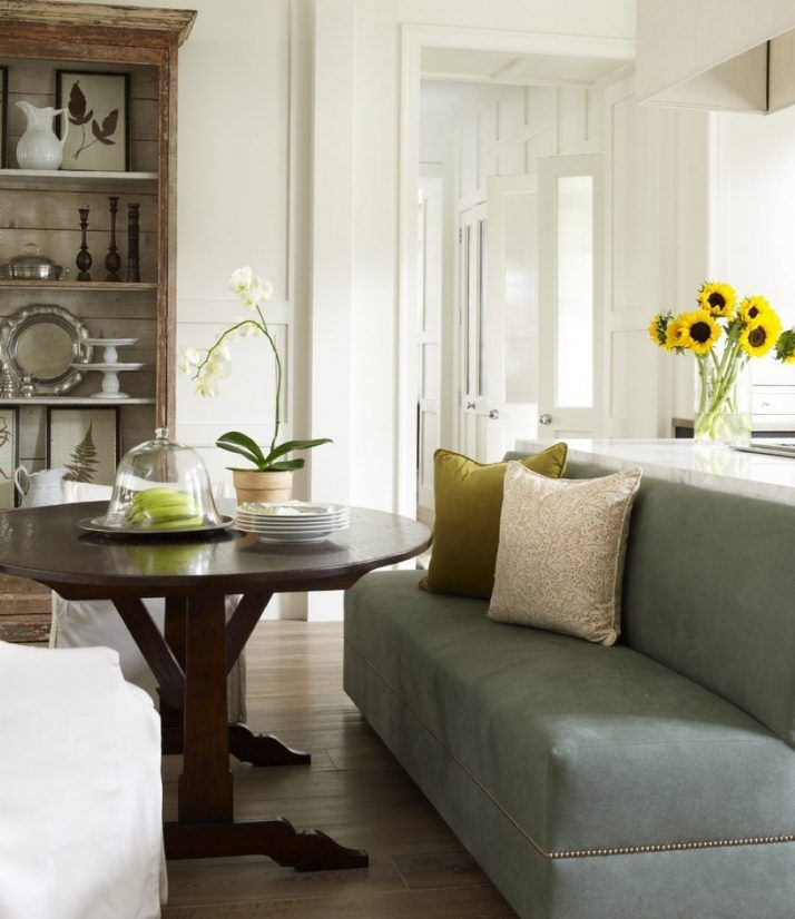 Outstanding Contemporary Banquette Seating 32 Contemporary Booth Seating  Decoration Contemporary White Interior