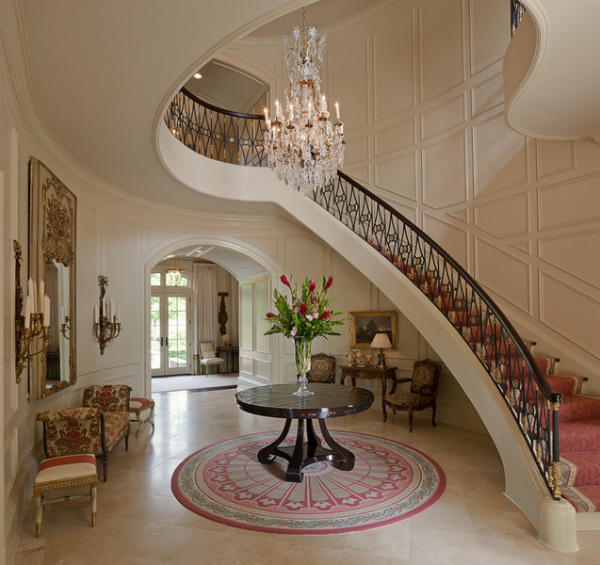 31 Stair Decor Ideas To Make Your Hallway Look Amazing: 8 Amazing Entrance Lobby Designs In 2020