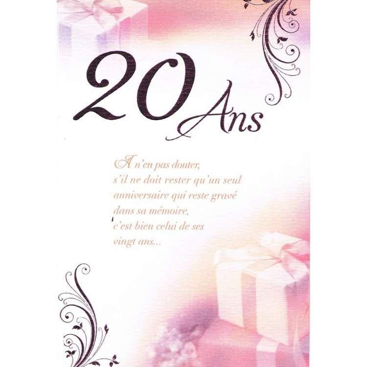 Carte D Invitation Anniversaire 20 Ans On38 Les 20 Meilleures Idees Carte Anniversaire 20 Ans Faire Part Anniversaire De Mariage Texte Invitation Anniversaire