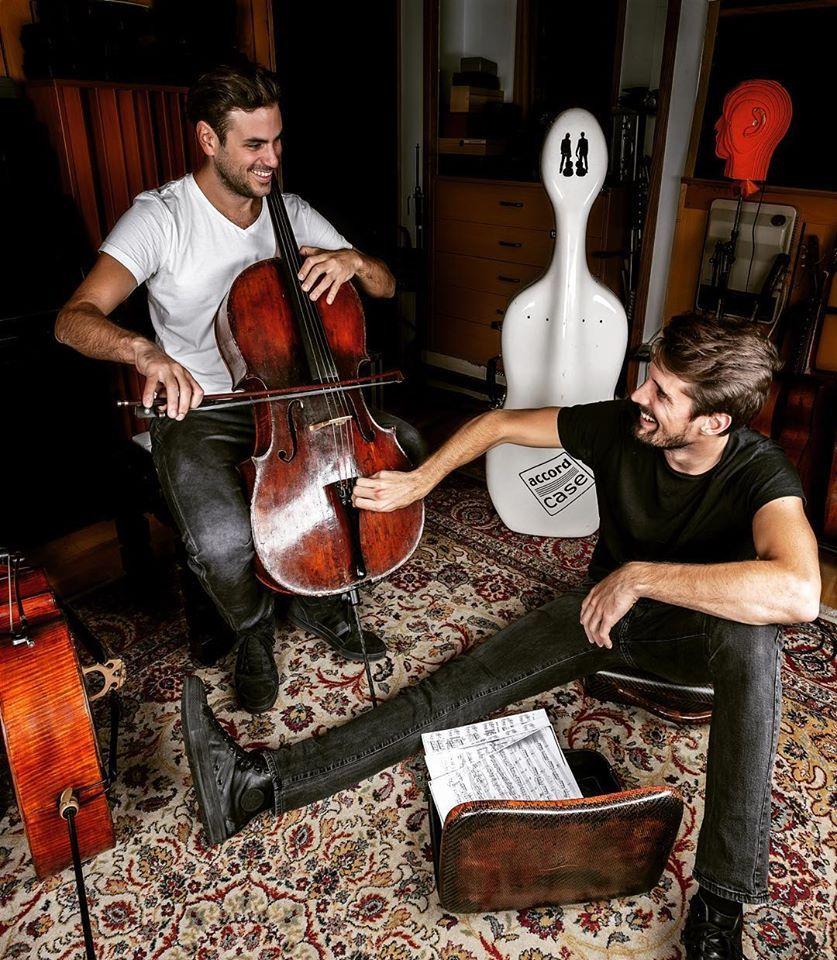 2 Cellos Stjepan Hauser & Luka Sulic Cellos