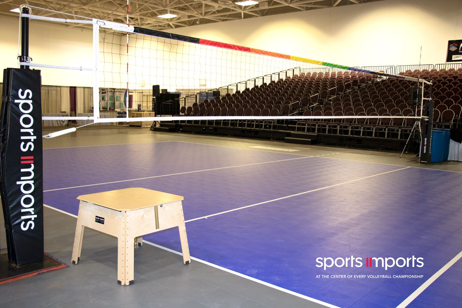 Sports Imports Top Net Tape Outdoor Volleyball Net Volleyball Net Volleyball Equipment