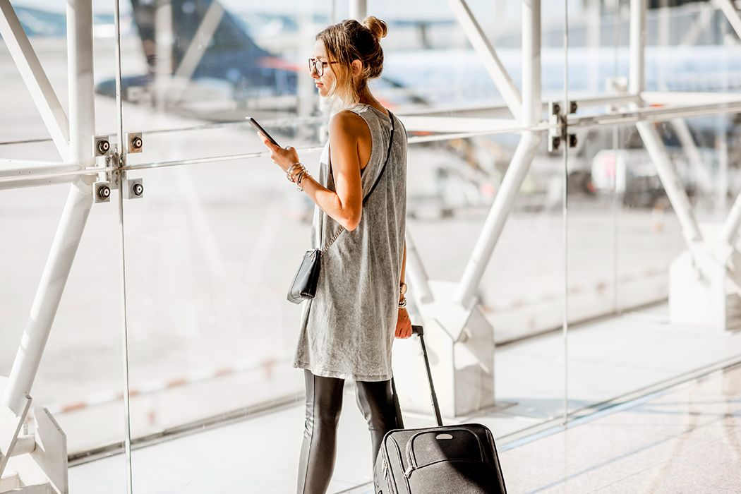 What do I pack when I'm travelling overseas Checklist