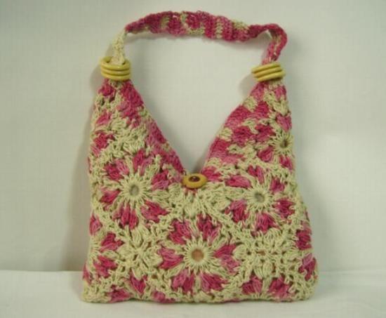 nueva especiales diseño innovador seleccione para el último Carteras y bolsos tejidos a crochet paso a paso - Imagui ...