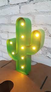 Resultado de imagem para luminaria cactus