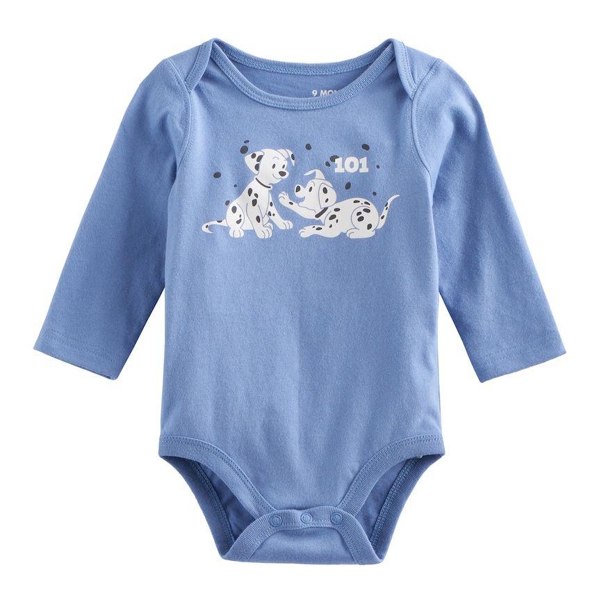 Disney S 101 Dalmatians Baby Boy Bodysuit By Jumping Beans 101 Dalmatians Bodysuit Dalmatian