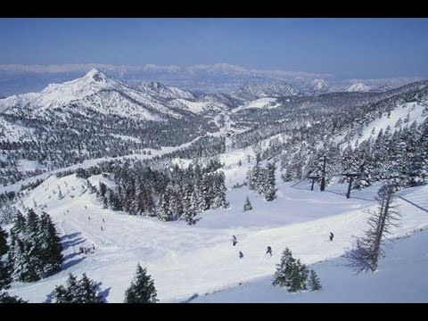 Japan: Nagano Snowboarding