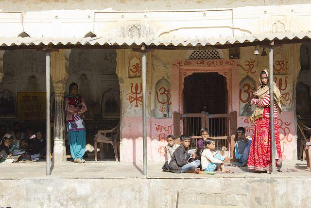 2014-01-16-school-mandawa-india-0002 by miguelandujar, via Flickr