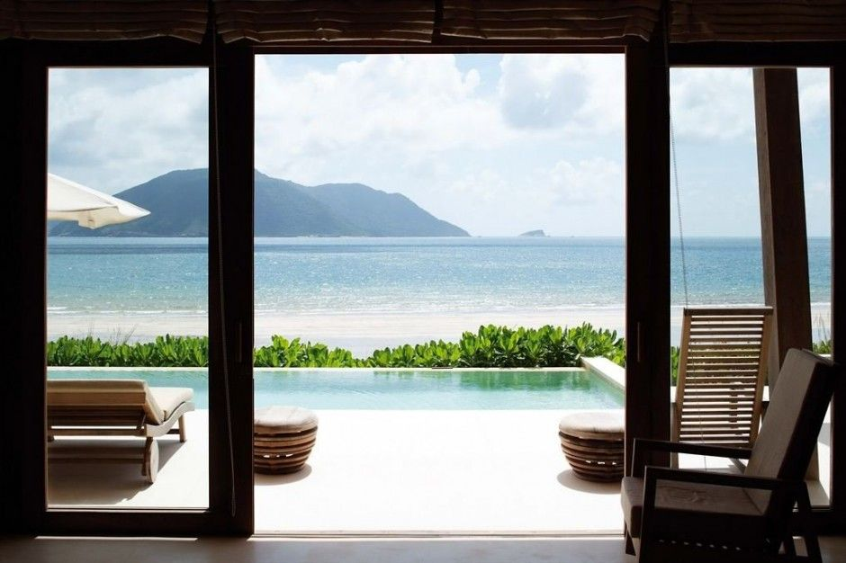 Six Senses Con Dao Resort By Aw Places To Go Dream Vacations Resort