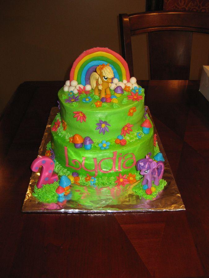 My Little Pony Birthday Cake Walmart My Little Pony Party