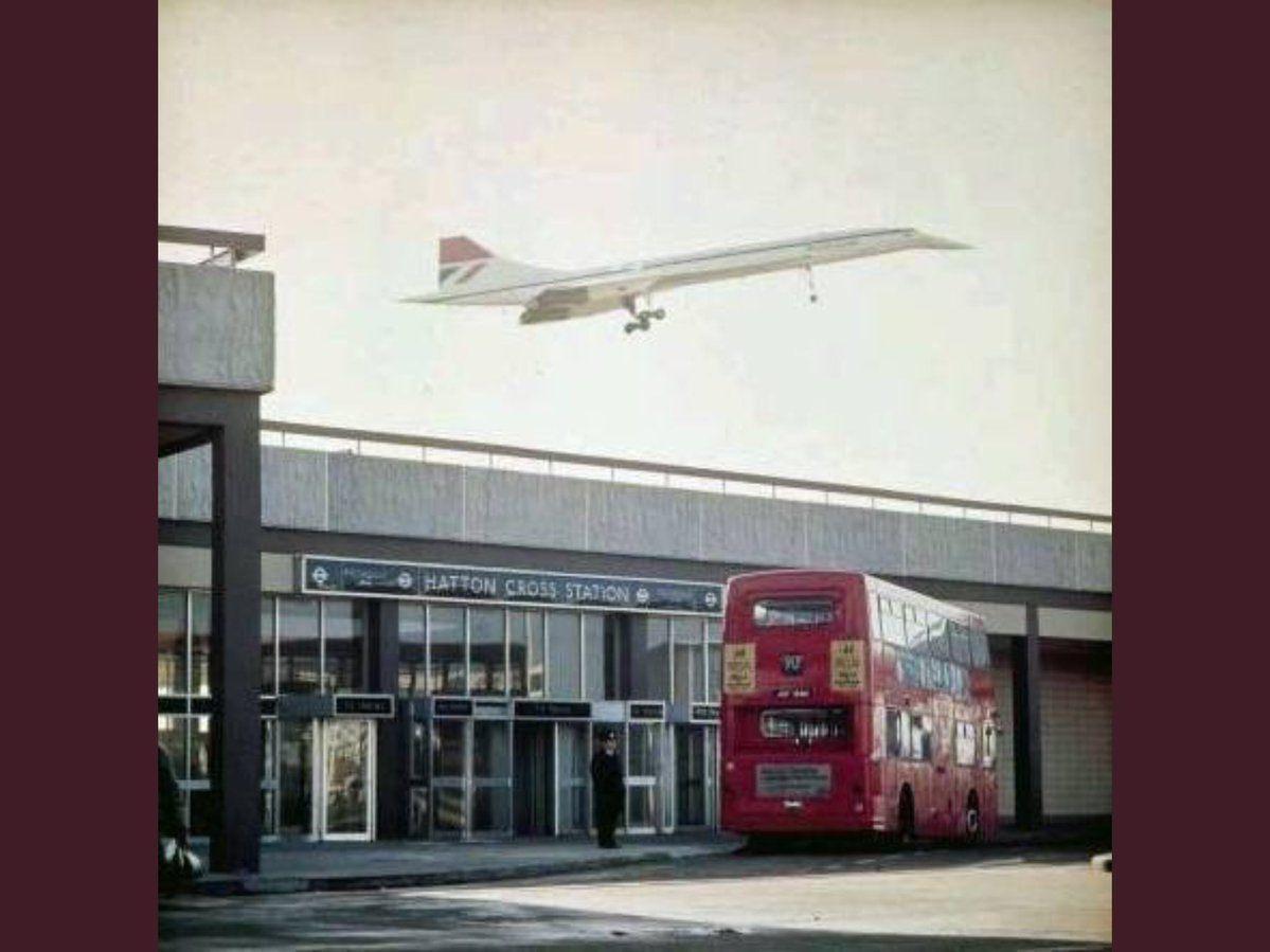 Old London Greatestcapital Twitter Concorde London