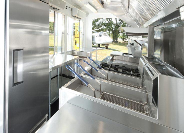 Food truck interior images galleries for Food truck interior design