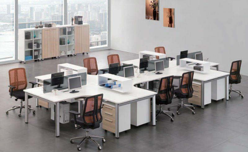 snow space an established noida based furniture will take care of all your office needs - Office Space Design Ideas