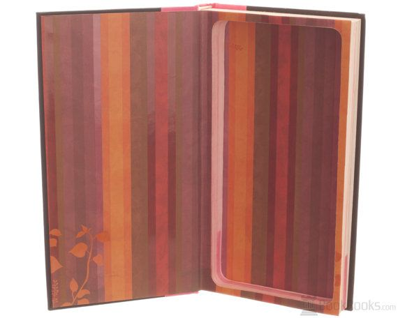 Magnetic Hollow Book Safe  The Skinny by Melissa by BookRooks