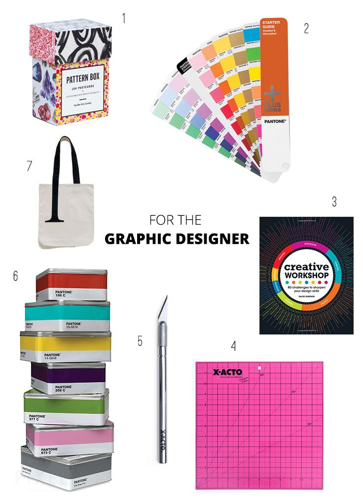 Gifts For Graphic Designers Under $20 References