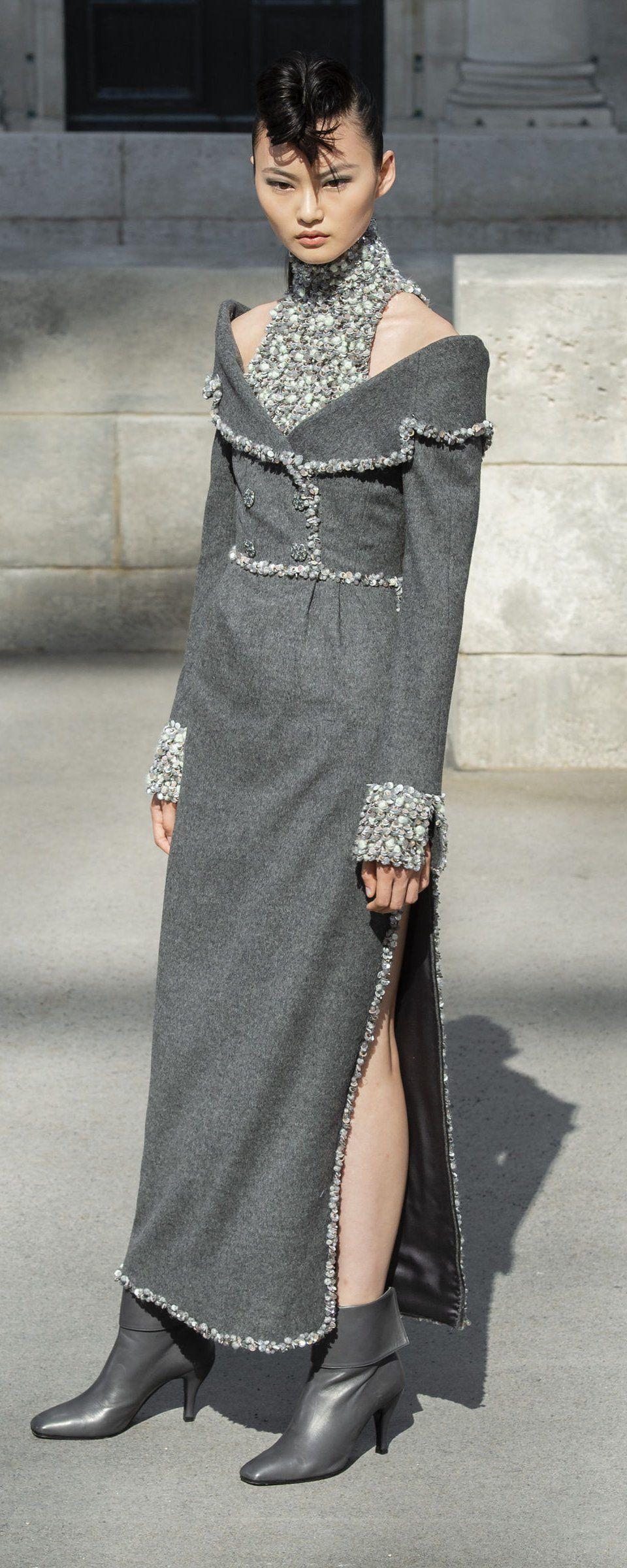Chanel fallwinter couture in coco chanel ii